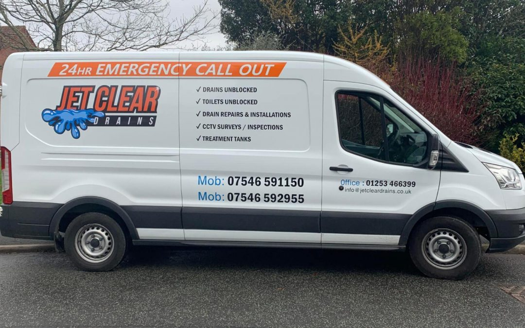 Welcome to Jet Clear Drains